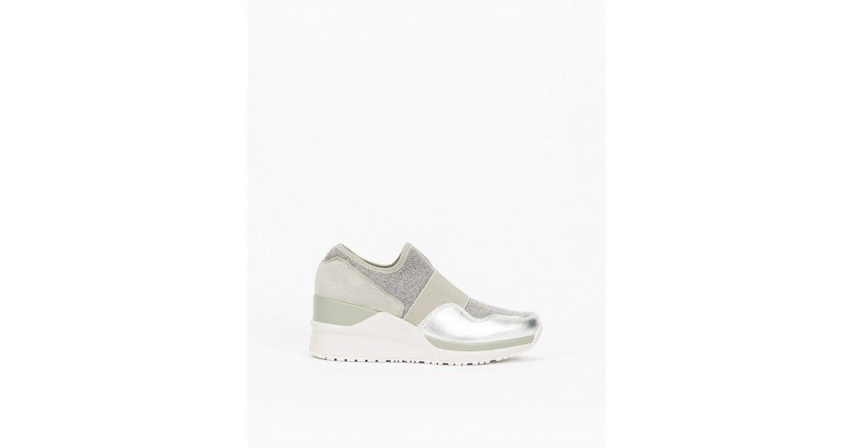 Dkny Leigh Sneakers Grey   PROF Online